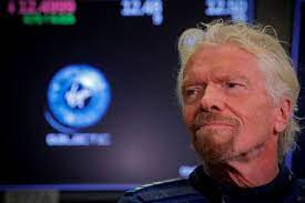Richard Branson Aims to Make Space Trip ...