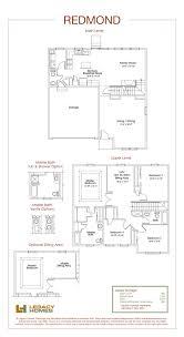 Redmond Floor Plan | Legacy Homes | Omaha And Lincoln
