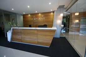 office reception areas. reception areas office