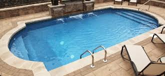 Pools Vinyl Lined Swimming Pool Styles And Designs Easy Living Pools In