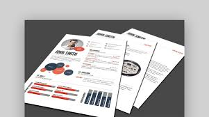 Photoshop Resume Template Magnificent 28 Best Photoshop PSD Resume Templates With Photo Formats