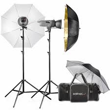 walimex pro studio lighting kit ve 400 200