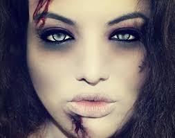 haunted makeup s pulse do pretty zombie makeup