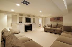 cost to build home theater in basement a room size requirements small ideas corner fireplace family