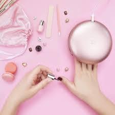 Le Maxi Deluxe Gel Manicure Set Le Mini Macaron