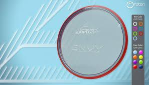 Envy Axiom Discs
