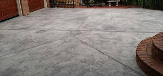 Concrete Stain Designs Concrete Staining W Concrete Overlay Tuscan Slate Design