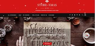 Free Christmas Website Templates Top 15 Best Free Ecommerce Website Templates For 2018