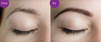 Permanentní Make Up Pudrové Obočí Kosmetický Salon Danyta