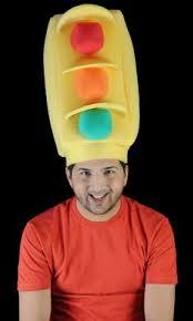Resultado de imagen de sombrero semáforo