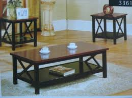 coffee table set coffee table sets fresh silver cherry wood set with drawers for black