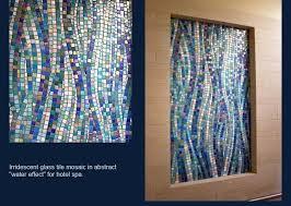 mosaic tile wall art kits