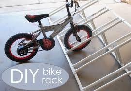 bike rack to keep your garage decluttered