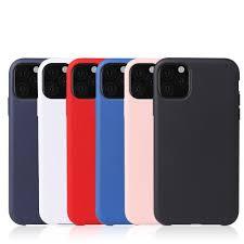 Ốp Lưng Dẻo Chống Bẩn IPhone 11 Pro Max-6.5 Inch Giá Rẻ - Bạch Long Mobile