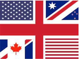 Vexillography Views: Five Eyes Flag