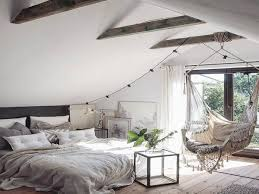 Modern Hanging Chair Bedrooms Hanging Chair Hardwood Floor Sheer Curtain Modern Bed