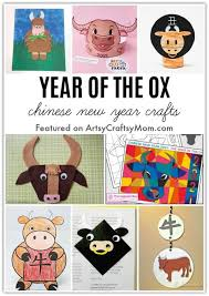 According to the chinese new year 2021 horoscope, the ox is a reliable, dependable and resilient animal that can be relied upon all the time. Year Of The Ox Chinese New Year Crafts For Kids