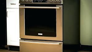 oven with slide under door oven with slide under door best slide in oven electric ran