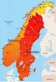 .420) الجزائر (+213) الجزر الفرعية النائية التابعة للولايات المتحدة (+1) الدنمارك (+45) السلطة الفلسطينية (+970) السلفادور (+503) السنغال (+221) السودان (+249) السويد (+46). خريطة السويد بالعربي