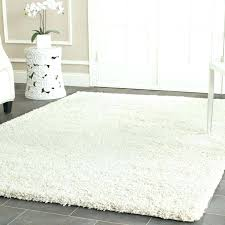 white fluffy rug 5x7 white rug handmade and ivory area rug mini tactical white rug