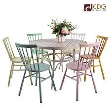 china metal table