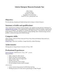 Drafting And Design Resume Examples Objective Interiorn Resume Cover Letter Cv Pinterest Impressivener 23