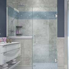 frameless shower and tub doors. unidoor plus 72\ frameless shower and tub doors