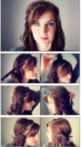 836843a18fe36c Jednoduché účesy Pro Dlouhé Vlasy Návod Jak Na Ně