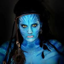 special effects makeup artist and body painter
