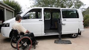 wheelchair lift for car. Modren Car Vehicle Wheelchair Lift In Wheelchair Lift For Car YouTube