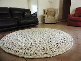 good 8 foot round rug