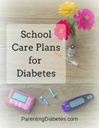 Back To School: Time For Care Plans - Parenting Diabetes