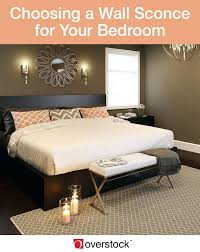 Bedroom Wall Sconces Amazing Bedroom Wall Sconce Lighting Adrianogrillo