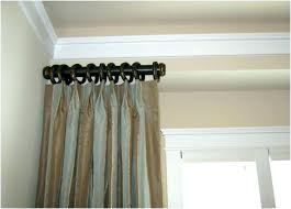 Double rod curtain ideas Window Curtain Medium Size Of Window Box Curtain Ideas Unique Rods Curtains On For Big Windows Best About New York Spaces Magazine Decorating Curtains Curtain Window Size Chart Rod Sizes Surprising
