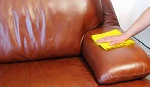 how to remove odor from leather couch