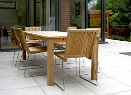 modern outdoor table and chairs. Garden Chair In Wood And Other Seating Furniture For Outdoor Use . Modern Table Chairs O