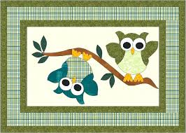 Owl Quilt Pattern Etsy Owl Applique Baby Quilt Pattern Free Owl ... & ... Free Easy Strip Quilt Patterns Quilting Hoot N Nanny Quilt Pattern Owl  Patchwork Quilt Patterns Owl ... Adamdwight.com