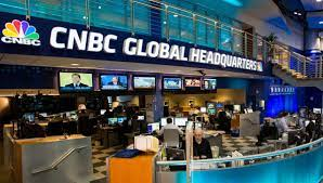 CNBC Digital tops records