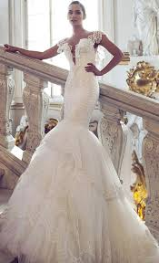gorgeous wedding dresses with lace details