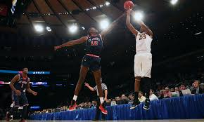 St. John's forward Chris Obekpa is wearing his shorts like John Stockton |  For The Win