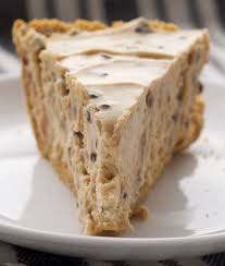 chocolate chip pie. Interesting Chip Peanut ButterChocolate Chip Pie Is A Simple Lowbake Pie With Big With Chocolate P