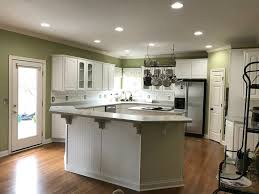 Refinished White Cabinets Cabinet Refinishing Kitchen Cabinet Painters Grants Painting