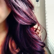 Burgundy Purple Home Dye Job Ion