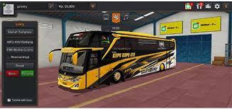 Download skin livery bus simulator indonesia shd sekarang juga !. Download Livery Bussid Shd Hd Bus Dan Truck Keren Jernih