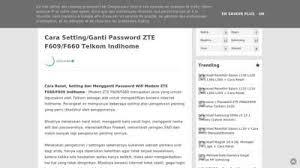 Mengetahui password router zte f609 melalui telnet. Https Ahmspro Com Z Logins Zte Modem Login Php