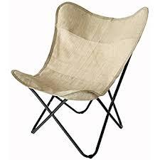 Outdoor Sling Chair W Navy Stripe Fabric  KidKraft 00102Outdoor Sling Furniture