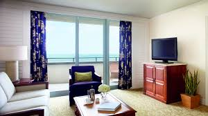 Ocean Living Room Ocean View Suite In Florida The Ritz Carlton Amelia Island
