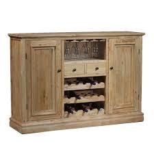 sideboard with wine rack.  Wine Reclaimed Elm Large Sideboard Wine Rack U2039 U203a Intended With Rack