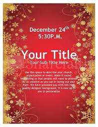 Free Christmas Flyer Templates Download Christmas Flyer Background Download Free Vector Art Stock