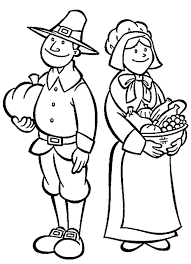 Small Picture Kid Thanksgiving Coloring Pages Pilgrim Hat Holidays Coloring